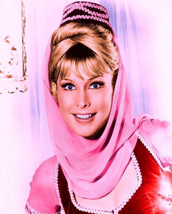 Image result for barbara eden i dream of jeannie