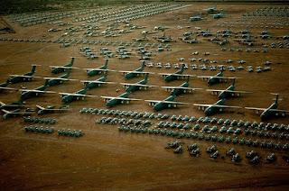 Kuburan Pesawat Tucson