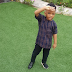 Adaeze Yobo's 3-Year-Old Son Shows His Swag