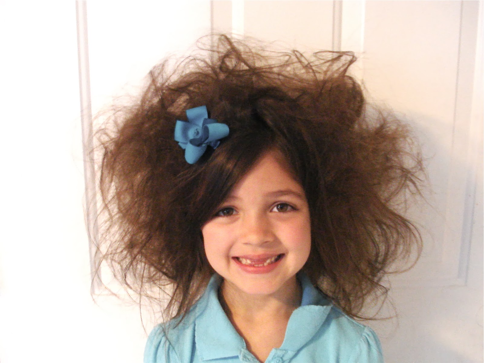 BowSweet: Tuesday Tips: Crazy Hair Day Ideas
