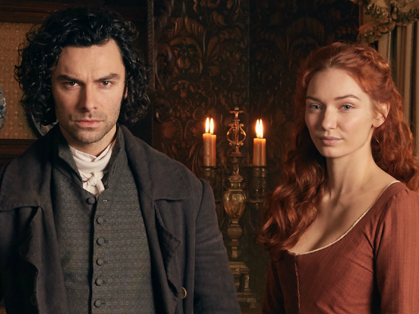 Writing About: 'Poldark' Season 3 And Romelza
