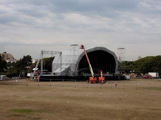 castle field southsea victorious festival