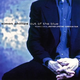 Simon Phillips - 1999 - Out Of The Blue