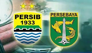 Persib Bandung vs Persebaya