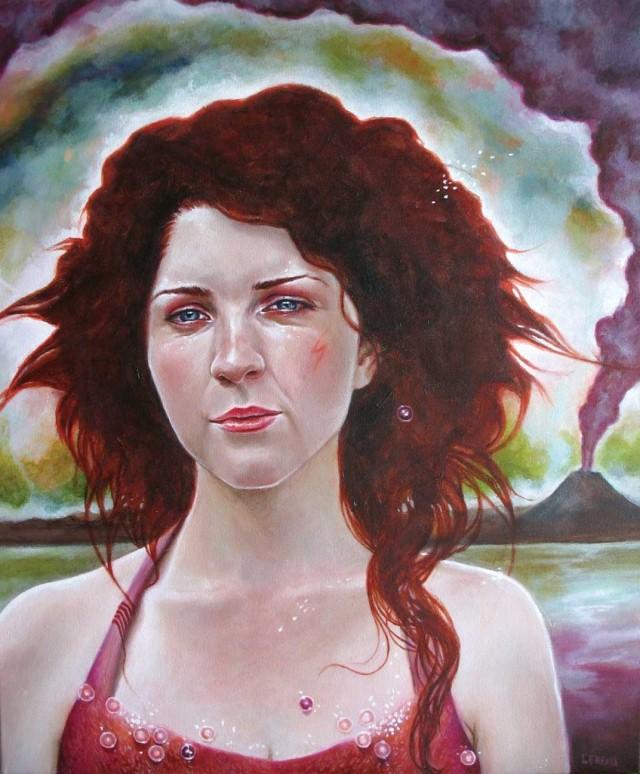 Портреты сильных женщин. Edith Lebeau 15