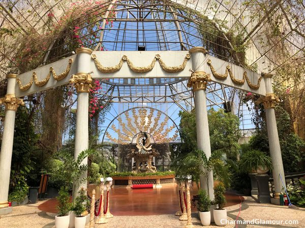 The Grand Conservatory - Palazzo Verde