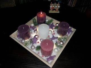 wunderbar im norden frohen 1 advent unser. Black Bedroom Furniture Sets. Home Design Ideas