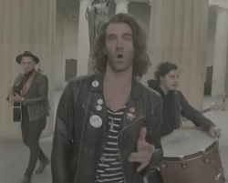 American Authors lança clipe de I'm Born To Run