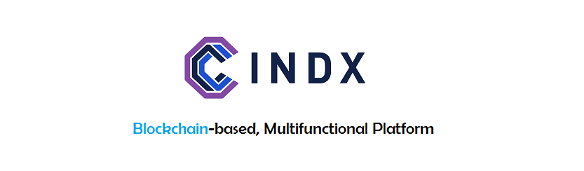 CINDX - The Best Cryptocurrency Platform For The Beginners