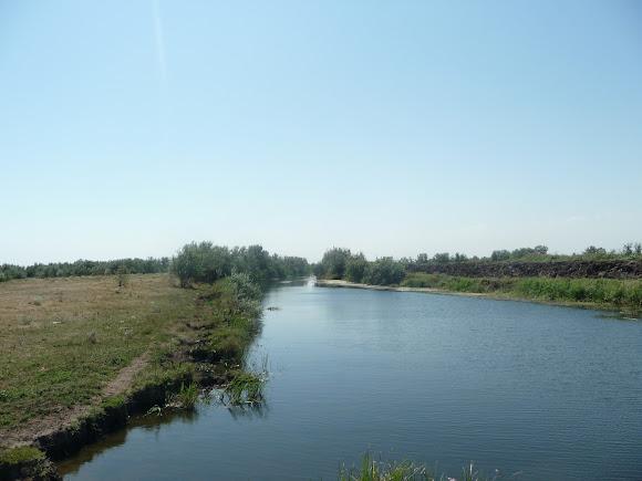 Река Волчья. Ландшафтный заказник «Бакаи»