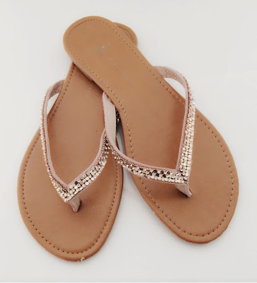 Primark Jewelled Sandals, Primark, Summer 2015