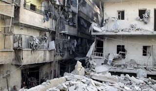 Syria War Crimes/ill-conceived airstrikes