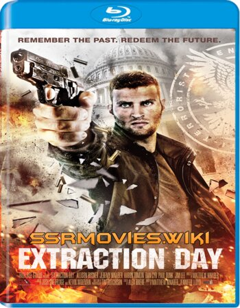 Extraction Day (2014) Dual Audio Hindi 480p BluRay 300MB ESubs