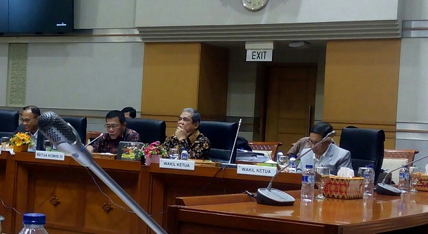 Calon Jamaah PT SBL Mengadu Kepada Komisi III DPR RI