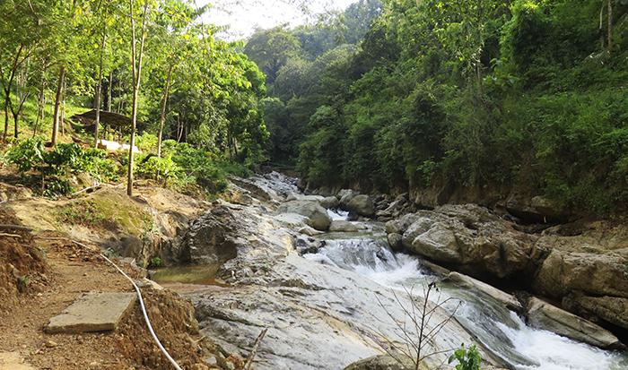 Sungai Kahyangan