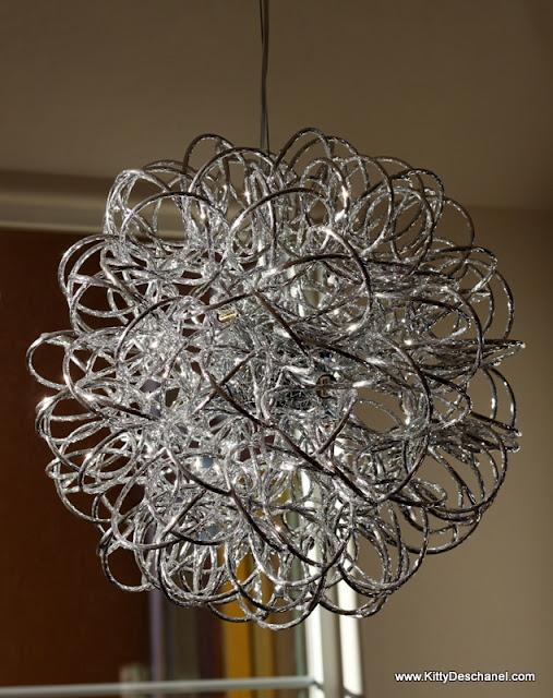 silver Baya light