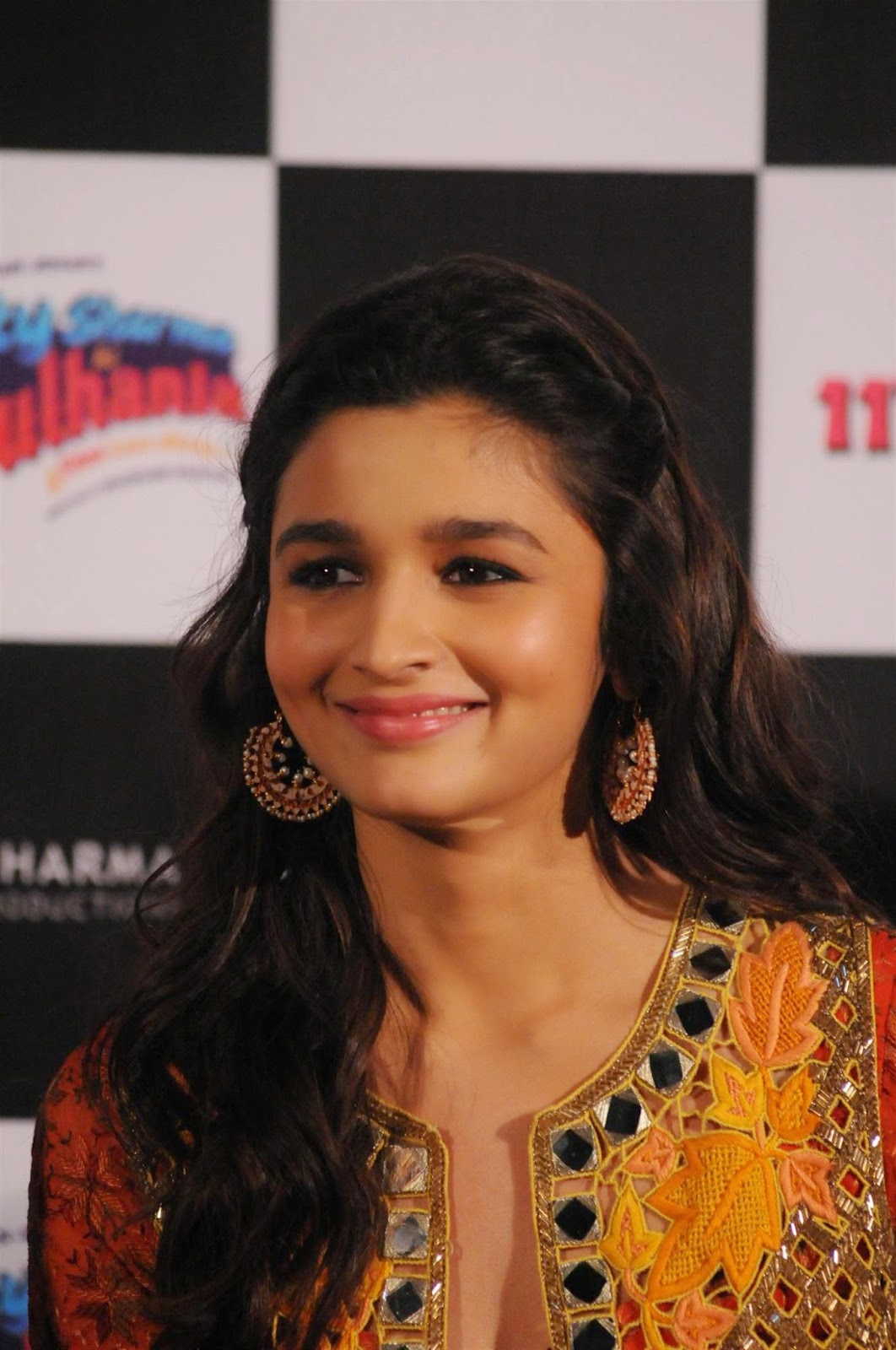 High Quality Bollywood Celebrity Pictures Alia Bhatt -3123