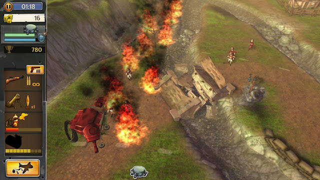 Hills Of Glory 3D PC Full Version Free Gameplay