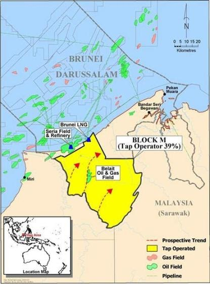 Brunei Oil And Gas Industry Power Oil And Gas