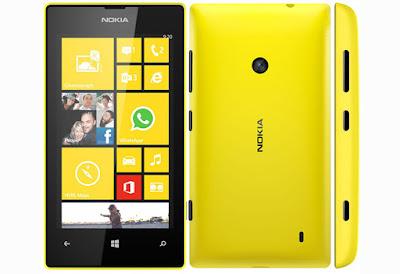 Harga Nokia Lumia 520 Terlengkap Dan Terbaru