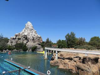 Matterhorn Submarine Lagoon Monorail Disneyland