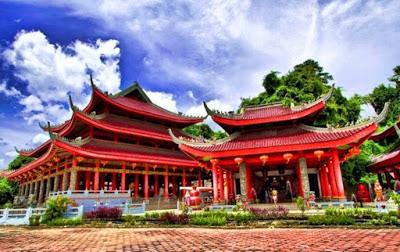 Sam Poo Kong - Klenteng Bekas Persinggahan Laksamana Cheng Ho