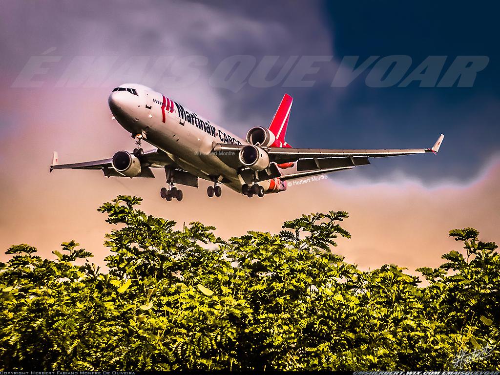 Martinair vai aposentar seus MD-11CF em julho