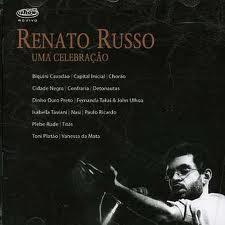Tributo a Renato Russo - Uma Celebração CD Capa