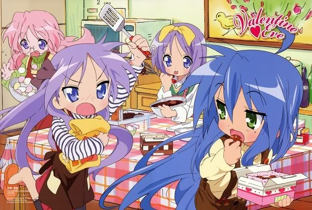 Lucky Star BD subtitle Indonesia