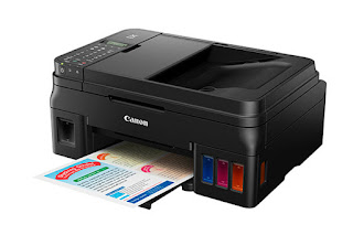 Canon Pixma G4200 driver download Windows, Mac, Linux