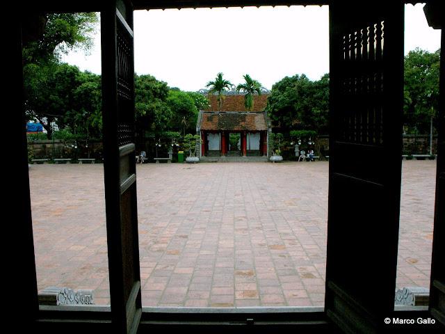TEMPLO DE LA LITERATURA, HANOI. VIETNAM