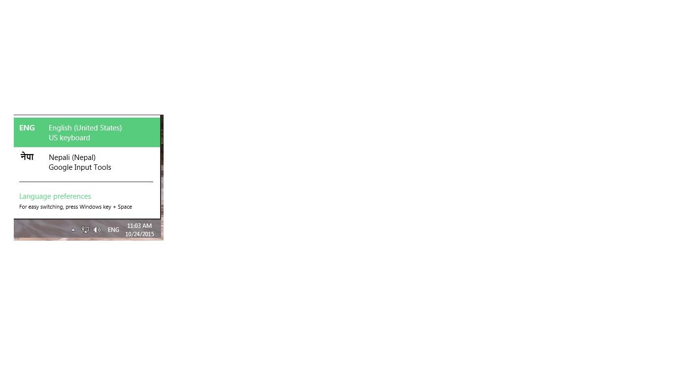 Shagar's blog: TYPE IN NEPALI USING GOOGLE INPUT TOOLS ON PC