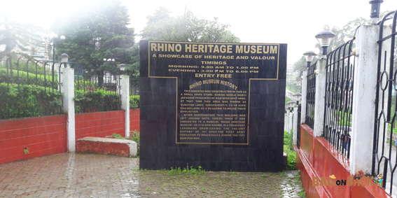 Rhino-Museum-Shillong