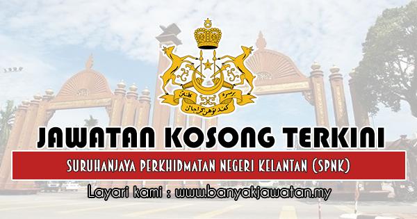 Jawatan Kosong 2019 di Suruhanjaya Perkhidmatan Negeri Kelantan (SPNK)