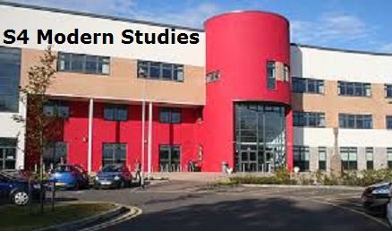 Grove Academy, Brpoughty Ferry, Dundee, Modern Studies