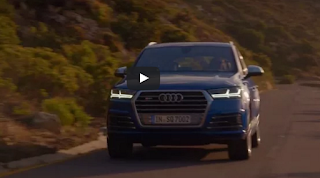 SQ7 new Audi TDI flexing its muscles in a new official video