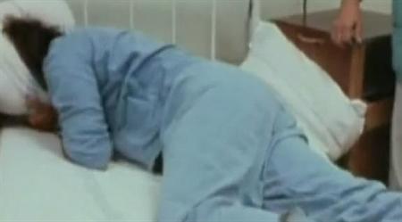 """חייל שעובר טיפול בשיטת """"פנטוטל"""" צילום: חדשות 10"""