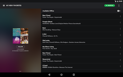Spotify Music Premium Mod Full Latest Version For Mobile