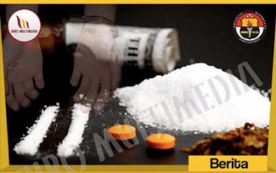 Badan Narkotika Nasional (BNN) Berhasil Amankan Narkoba jenis sabu sebanyak 133 kilogram dan 8.500 butir ekstasi
