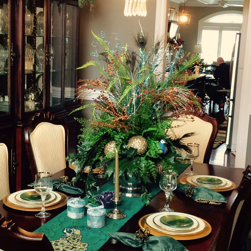 JBigg: Life In Kentucky: Holiday Home Tour On Legacy Lane