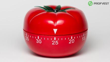 Тайм-менеджмент со вкусом томатов – учимся сосредотачиваться на деле хотя бы 25 минут