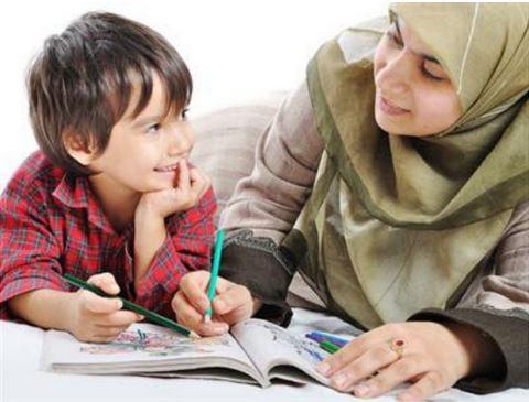 8 Pilar Sukses Mendidik Anak