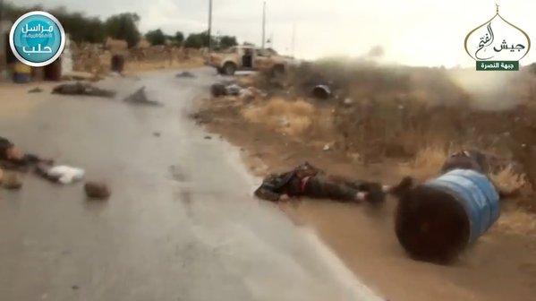 pasukan iran tewas di aleppo 2