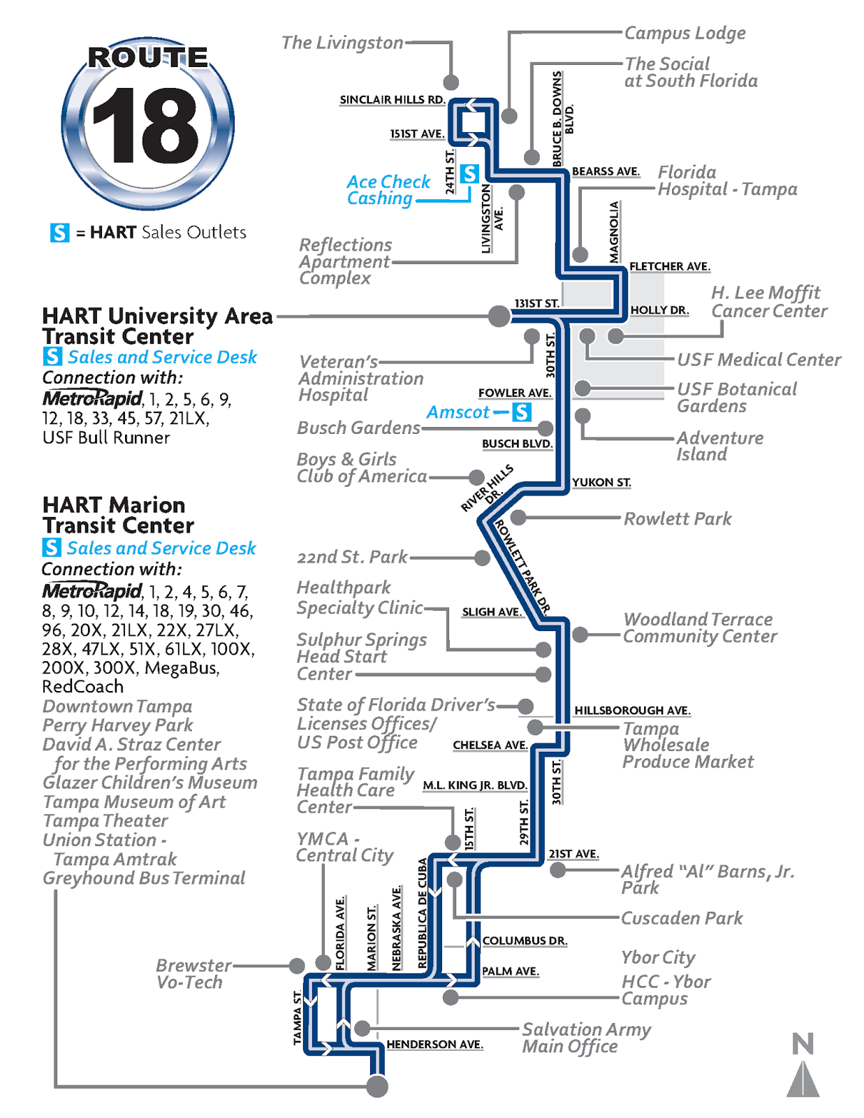 In Transit The Official Hart Transit Blog Route Of The