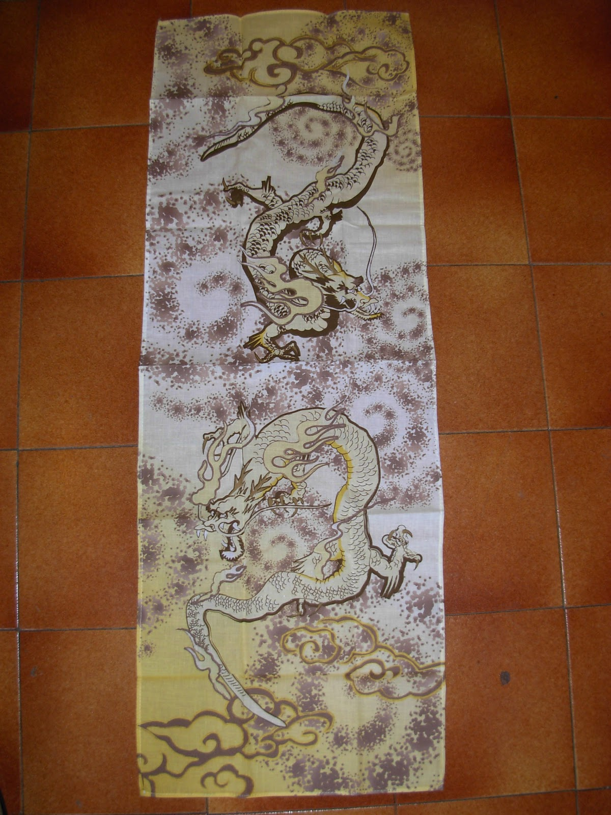 Yokos yume e akinai kakemono teli decorativi da muro for Teli decorativi