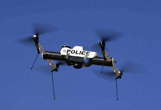 «drones» της Αστυνομίας και της Πυροσβεστικής