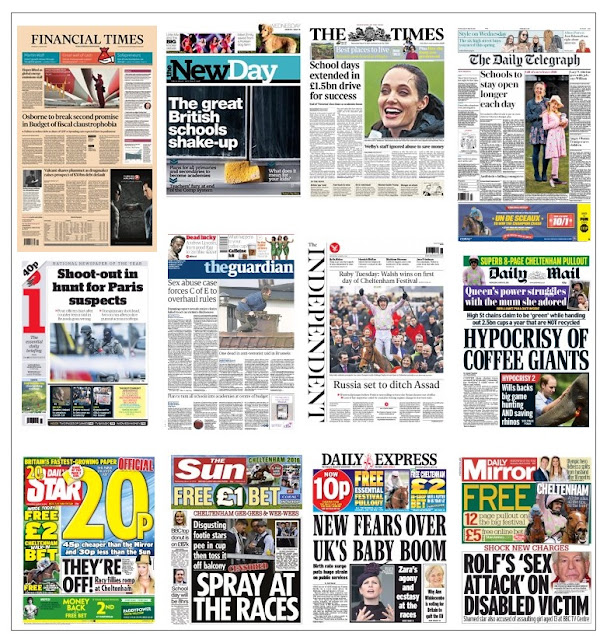 front pages 16-03-16