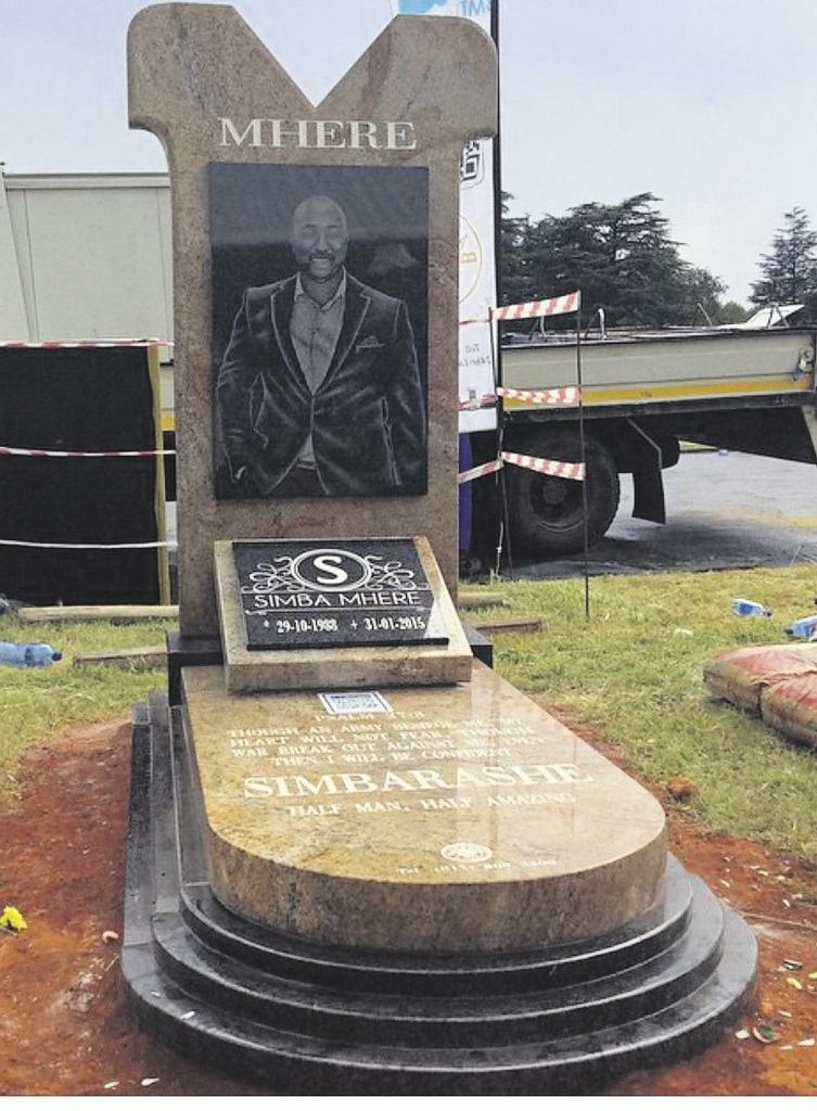 Top 6 Sa Celebs And Their Expensive Tombstones The Edge