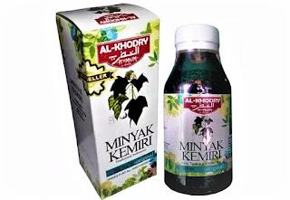 Harga Minyak Kemiri Al Khodry