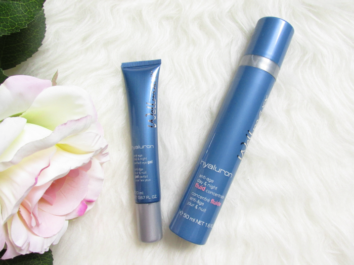Review: Wellmaxx Hyaluron Anti-Age Day & Night Fluid Concentrate & Perfect Eye Gel